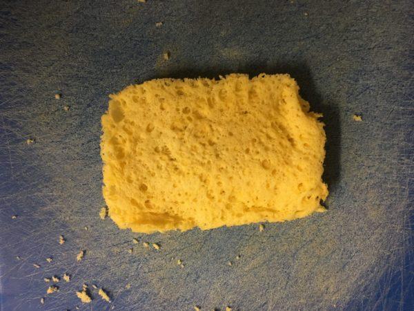 Rezept für essbare Küchenschwämme Science Busters