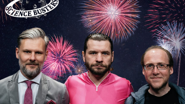 Science Busters Silvester